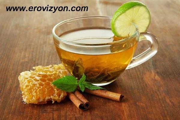 ballı yeşil çayın faydaları, yeşil çayın sağlığa faydaları, ballı yeşil çayın sağlığa etkisi