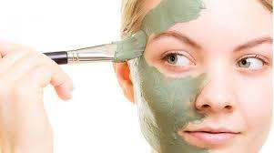 bitkisel cilt maskesi, bitkisel içeriğe sahip maskeler