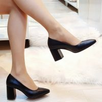 kısa topuklu ayakkabı, deri topuklu ayakkabı, gerçek deri topuklu ayakkabı