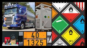 tehlikeli madde taşınması, karayolunda tehlikeli madde taşınması